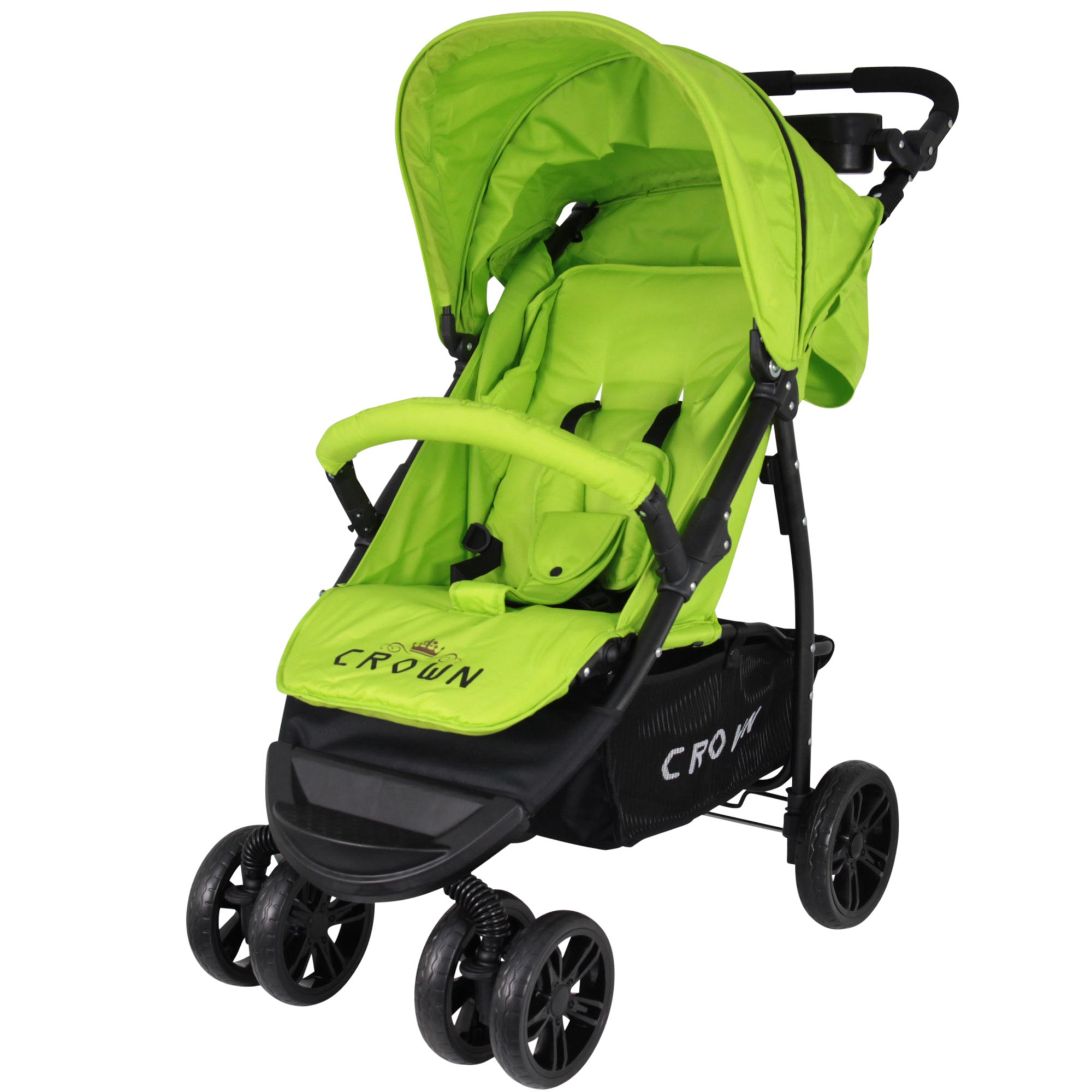 st560 crown kinderwagen buggy sport jogger farbe gr n kinderwagen buggy. Black Bedroom Furniture Sets. Home Design Ideas
